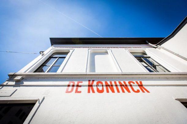 Bezoek stadsbrouwerij De Koninck
